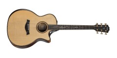 Taylor K14CE Builders Edition Torified Spruce Hawaiian Koa V-Class Bracing