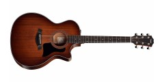 Taylor  324CE  Grand  Auditorium  Acoustic  Electric  Cutaway  Guitar  Maho