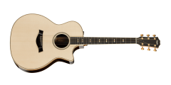 Taylor 614CE-LTD Grand Auditorium Acoustic Electric Cutaway Guitar with V-C