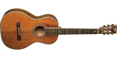 Washburn R314K Parlor Acoustic Guitar Spruce Top Trembesi Back and Sides In