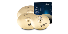 Zildjian Planet Z 4 Cymbal Pack 14 Hats16 Crash 20 Ride..