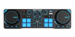 Hercules DJControl Compact controller with included DJUCED software