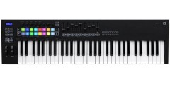 Novation Launchkey 61 MK3 USB MIDI Keyboard Controller..