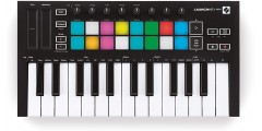Novation Launchkey Mini MK3 25-Key USB MIDI Keyboard Controller..
