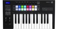 Novation Launchkey 25 MK2 USB MIDI Keyboard Controller..