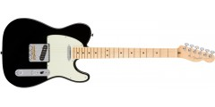 Fender American Professional Telecaster Electric Guitar Black