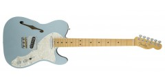 Open Box - Fender American Elite Telecaster Maple Fingerboard Mystic Ice Bl