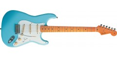 Fender Classic 50s Stratocaster Electric Guitar Daphne Blue