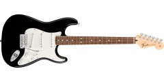 Fender  Standard  Stratocaster  Black  with  Rosew..