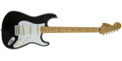 Fender  Jimi  Hendrix  Stratocaster  Maple  Neck  Black  Finish
