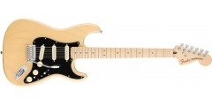 Fender  Deluxe  Stratocaster  Maple  Fretboard  in  Vintage  Blonde