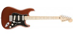 Fender Deluxe Roadhouse Stratocaster Maple Fretboard in Classic Copper
