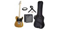 Fender Squier Affinity Telecaster guitar Package B..