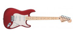 Fender Squier Standard Stratocaster Maple Neck Candy Apple Red