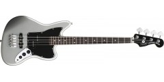 Fender Squier Vintage Modified series Short Scale Jaguar Bass Silver