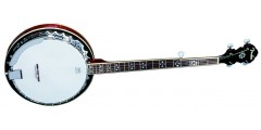 Fender FB-54 5 String Banjo Natural Finish