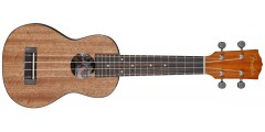 Fender U Uku Soprano Ukulele With Mahogany Top Bac..