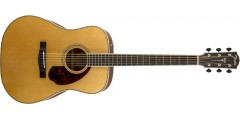 Fender PM-1E Standard Dreadnought Ovangkol Fingerboard Natural with case