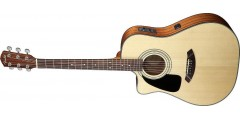 Fender CD100-CE Left Handed Cutaway Acoustic Elect..