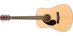 Fender  CD60S  Acoustic  Guitar  Left  Handed  Nat..