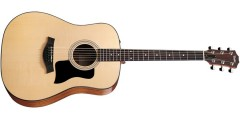 Taylor 110E Dreadnought Electric Acoustic Guitar with Gigbag