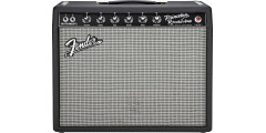Demo - Fender 65 Princeton Reverb Tube Guitar Amplifier..