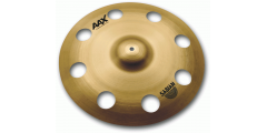 Sabian  AAX  18  Inch  O-Zone  Crash  Cymbal
