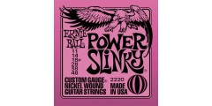 Ernie  Ball  2220  Power  Slinky  Electric  Guitar  Strings  (.011-.048)