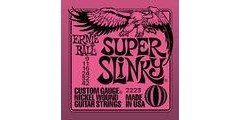 Ernie  Ball  2223  Super  Slinky  Electric  Guitar  Strings  (.009-.042)