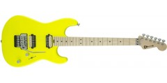 Open Box - Charvel Pro Mod San Dimas Style 1 Electric Guitar Neon Yellow
