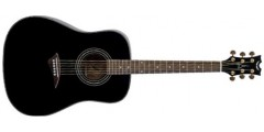 Dean TS2-CBK Tradition Solid Spruce Top Mahogany back and sides Acoustic gu