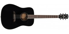 Alvarez AD60BK Acoustic Guitar Black Finish..