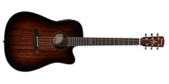 Alvarez AD66CESHB Acoustic Electric Guitar Shadow Burst Finish
