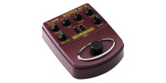 Behringer  ADI21  Acoustic  Guitar  Modeling  Pedal  &  Direct  Box