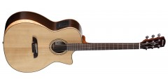 Alvarez AG70WCEAR Acoustic Electric Guitar Natural Finish