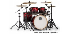 Mapex AR504SBNV 5 Piece Armory Fusion Shell Pack Magma Burst
