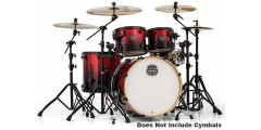 Mapex AR529SNV 5 Piece Armory Rock Shell Pack Magma Burst