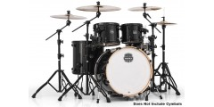 Mapex AR529STB 5 Piece Armory Drum Set Trans Black 5 pc Rock Shell Pack