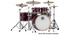Mapex AR628SFURE 6 Piece Armory Studioease Fast Shell Pack Cordovan Red