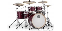 Mapex AR628SRE 6 Piece Armory Studioease Shell Pack Cordovan Red