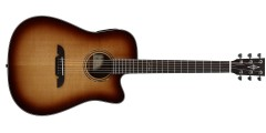 Alvarez AD60CESHB Acoustic Electric Guitar Shadow Burst Finish