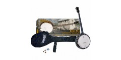 Washburn B8K Banjo Package