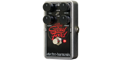Electro Harmonix Bass Soulfood Overdrive Bass Pedal