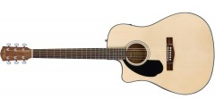 Fender  CD60SCE  Acoustic  Guitar  Left  Handed  N..