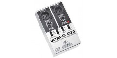 Behringer  DI20  UltraDI  2  Chan  Stereo  Active  Direct  Box  Splitter