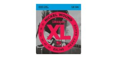 D  Addario  Electric  Guitar  Strings  Xl  Series  (.012-.054)