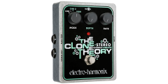 Electro Harmonix Stereo Clone Theory analog chrous and Vibrato