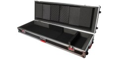 Slim 88 Note Road Case w/ wheels