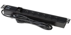 6-Outlet Power Strip UL