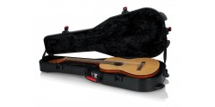 Gator TSA Series ATA Molded Polyethylene Classical Guitar Case